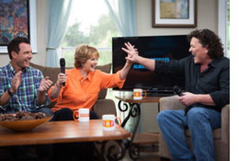 Today on Home & Family: Dot Marie jones
