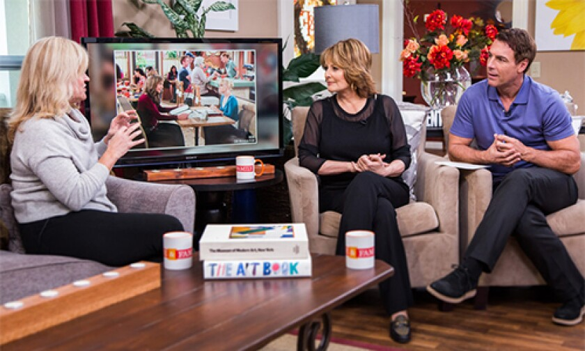 Today on Home & Family Wednesday, October 9th, 2013