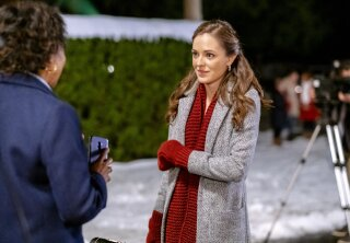 Preview + Sneak Peek - A Homecoming for the Holidays