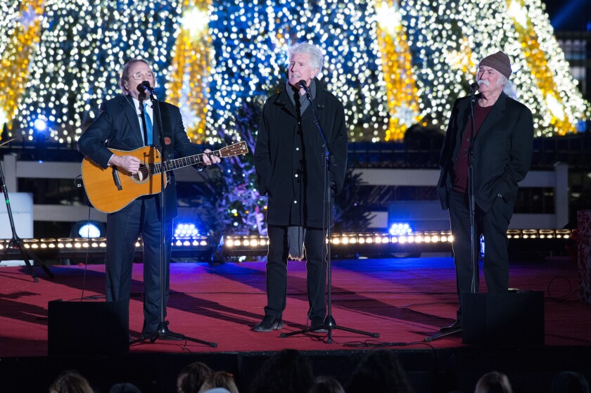 Photos from The National Christmas Tree Lighting - 8