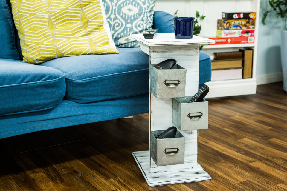 DIY Couch Table