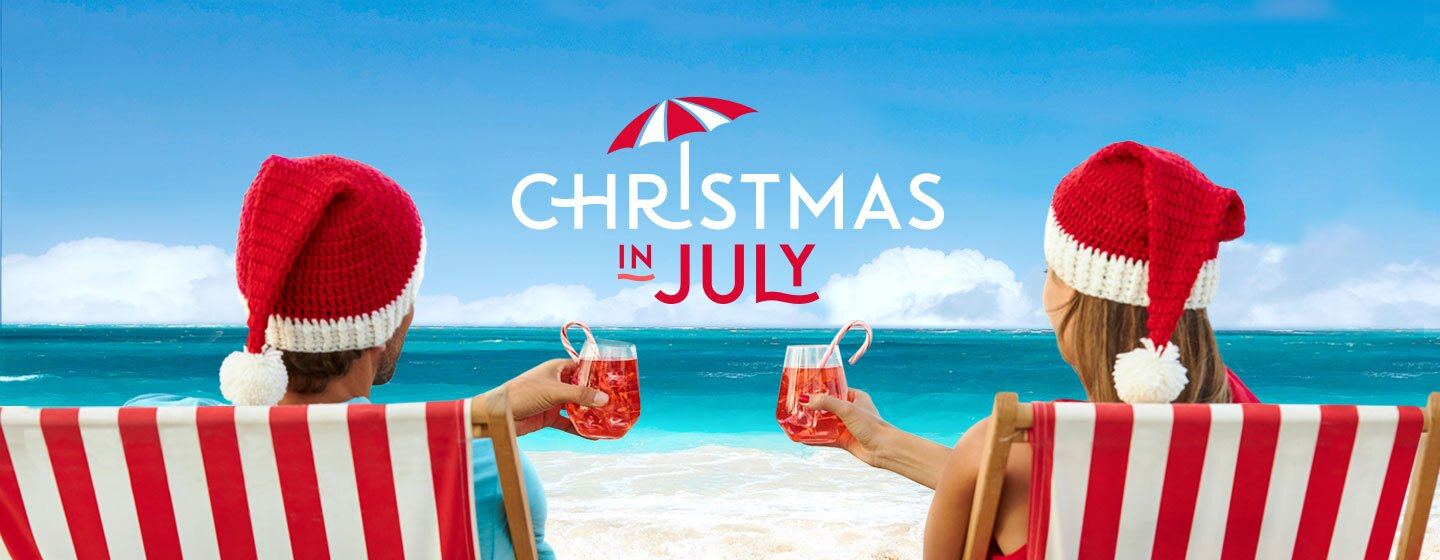 Preview - Christmas in July - Hallmark Channel