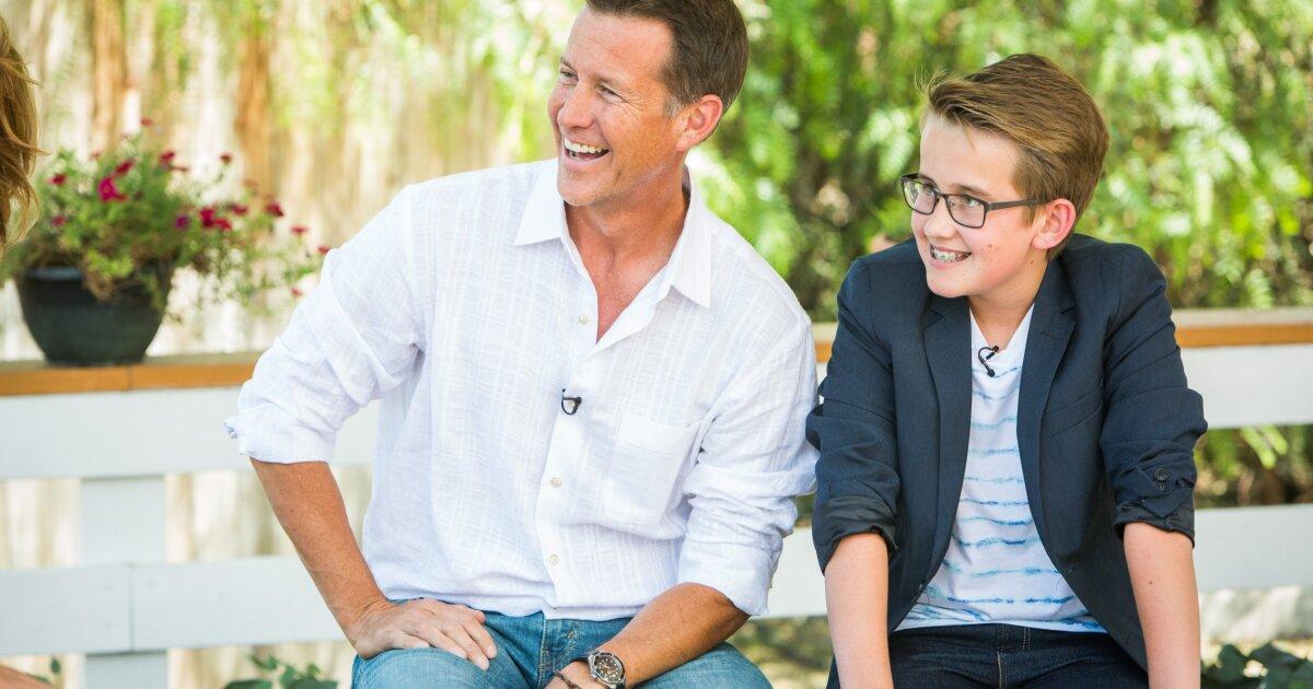 James Denton Family