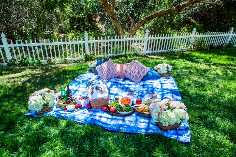 DIY Spring Picnic
