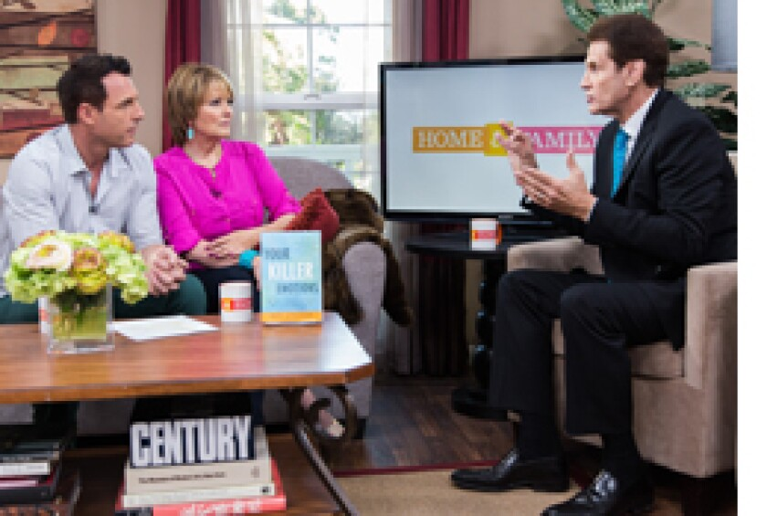 Today on Home & Family: Clay Walker