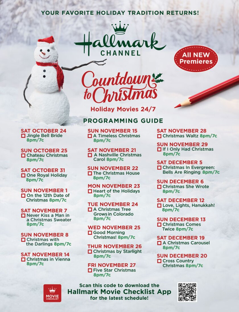 Movie Guide   Countdown to Christmas 2020 | Countdown to Christmas