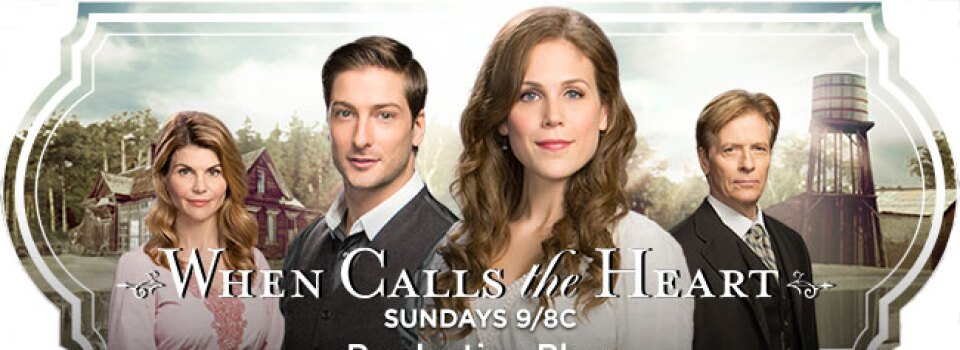 When Calls the Heart – Season 3 Production Blog Marquee Image