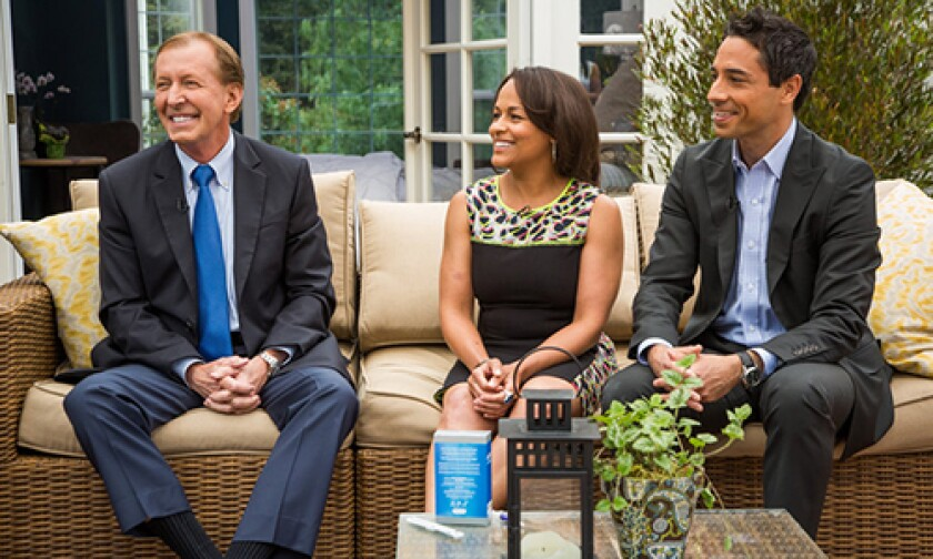Today on Home & Family Monday, May 20th 2013