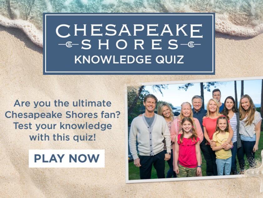 Chesapeake Shores Family Archive