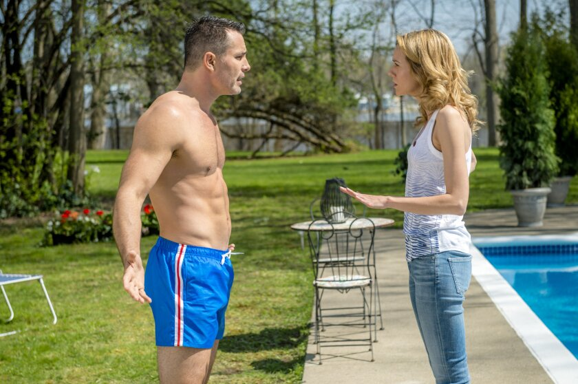 Hallmark Channel Romance Movie Summer Villa
