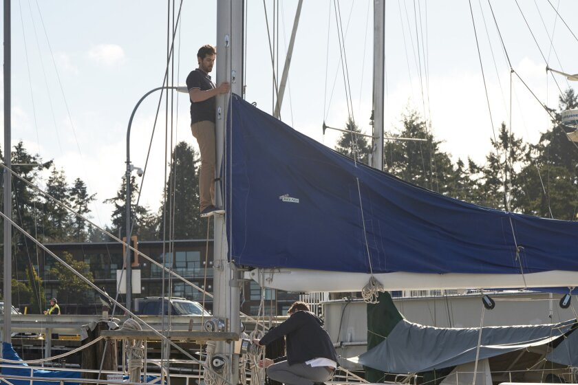 Photos from Sailing into Love - 1