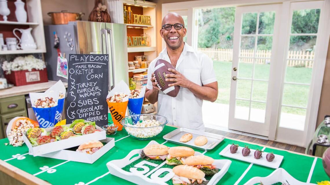 Ken Wingard's Fabulous Big Game Finger Foods