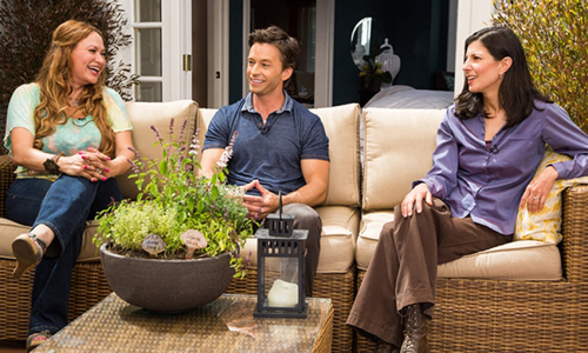 """Tips From the """"Home & Family"""" Garden All-Stars"""