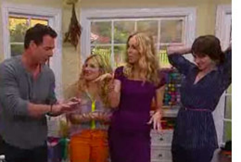 Today on Home & Family: Alana Stewart