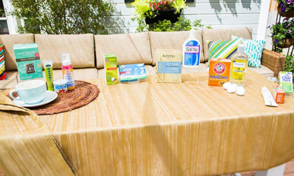 Minimizing Discomfort from Seasonal Allergies