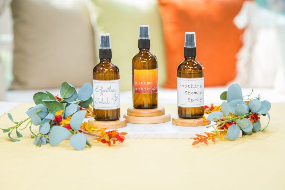 DIY Aromatherapy Sprays