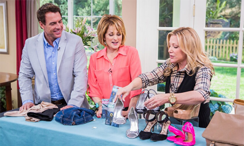 Today on Home & Family Friday, March 28th, 2014