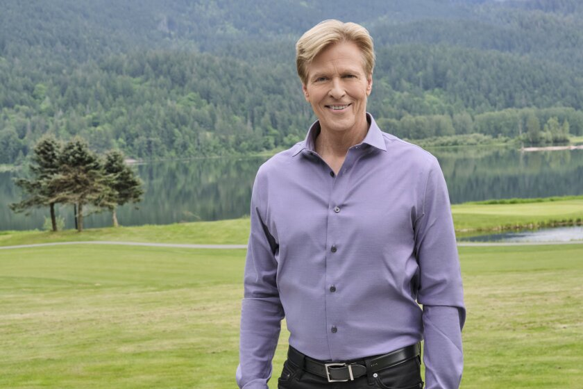 Jack Wagner in Sealed With a Kiss: Wedding March 6