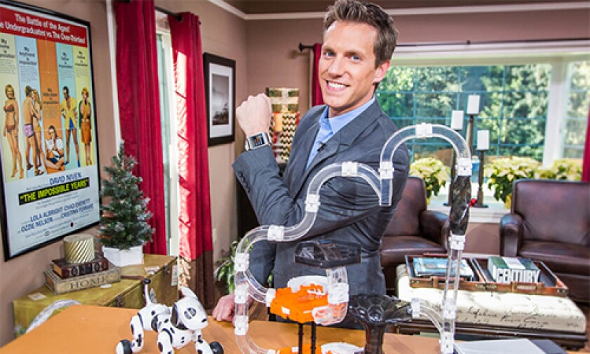 Today on Home & Family Monday, December 2nd, 2013
