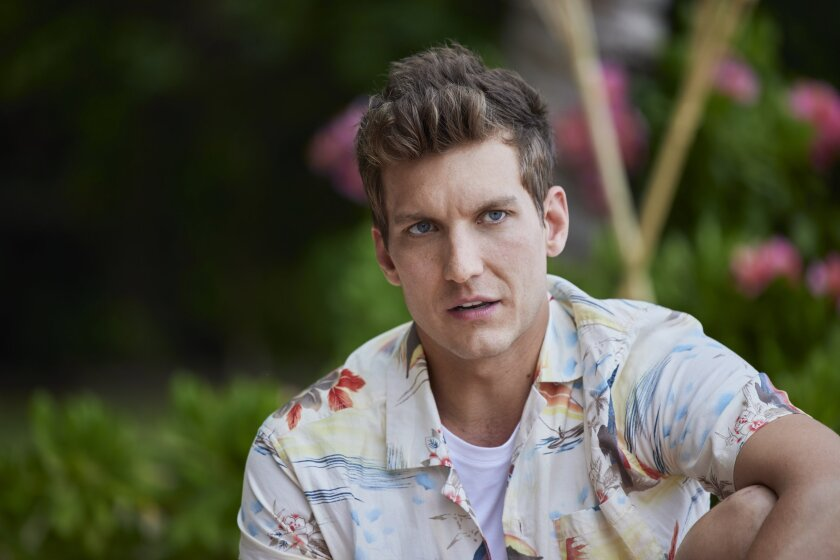 Scott Michael Foster in Love, For Real
