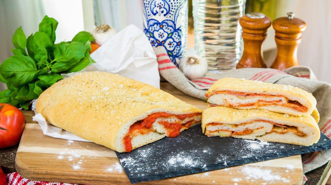 The Alberti Twins' Stromboli