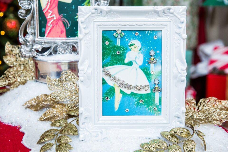 DIY Jewelry Christmas Photos