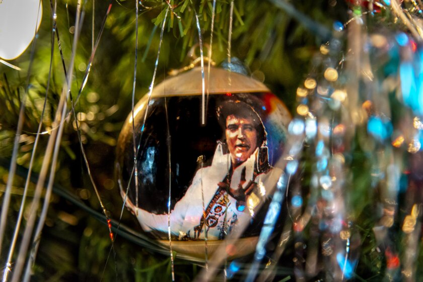 Set Photos from Christmas at Graceland - 2