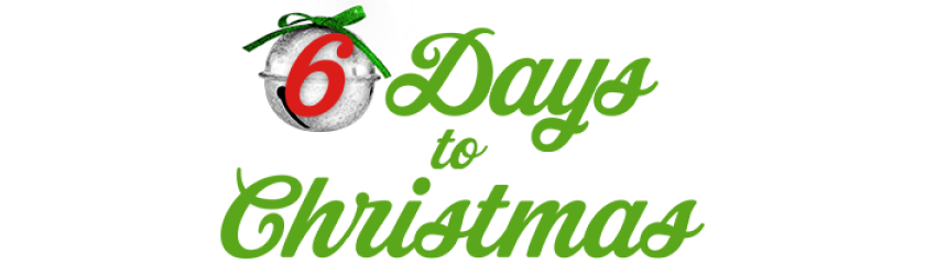 6 Days To Christmas - Danica McKellar