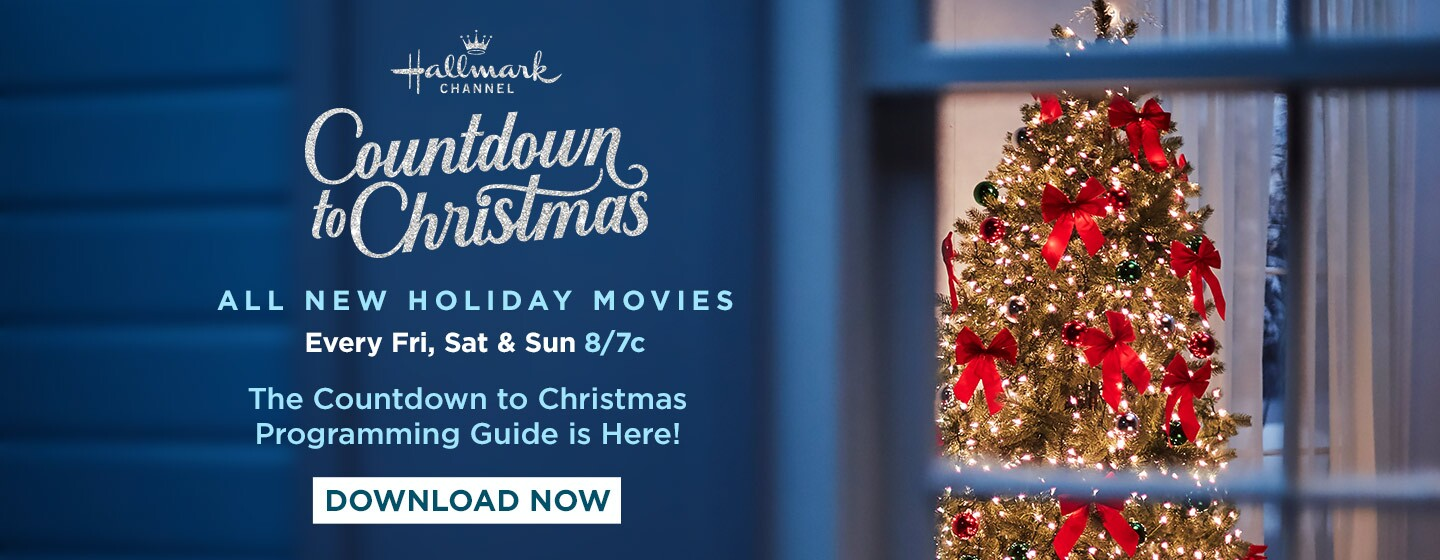 Movie Guide - Countdown to Christmas 2021