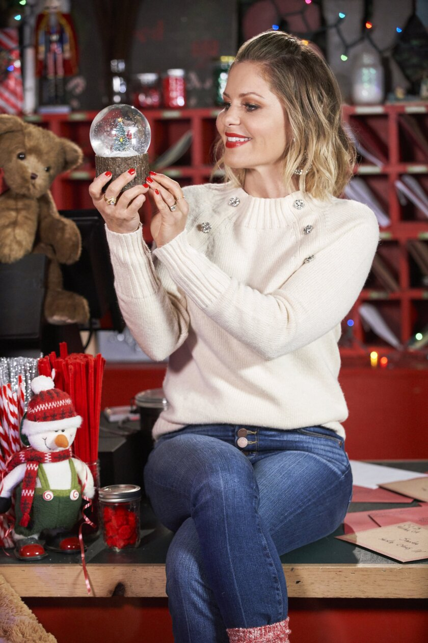 Candace Cameron Bure's Christmas Across America - Photos - 1