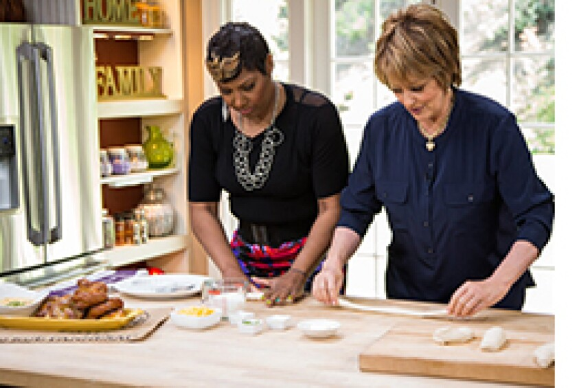 Today on Home & Family: The Braxton Family