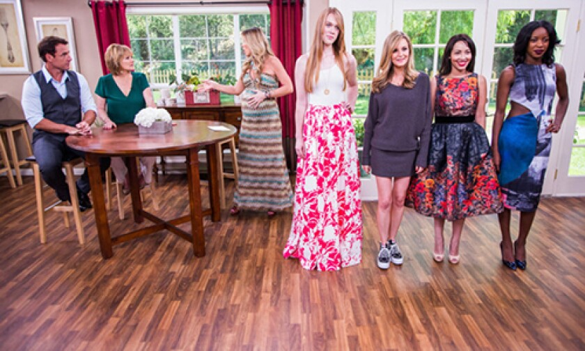 Today on Home & Family: Wednesday, September 17th, 2014
