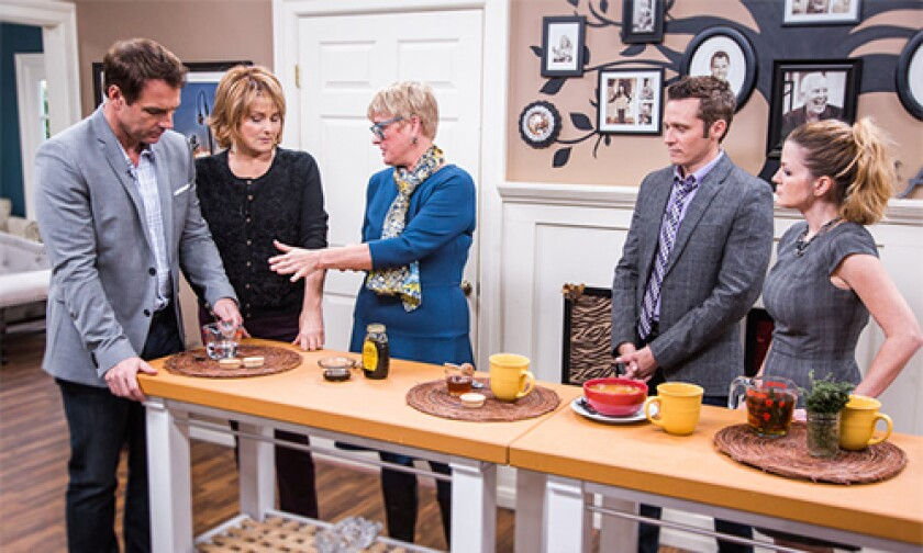 Today on Home & Family Tuesday, January 14th, 2014