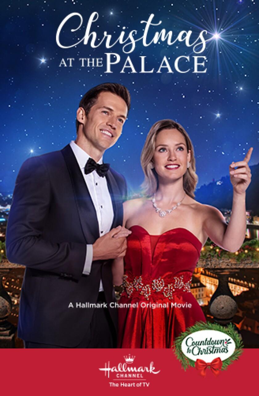 Christmas Marathon Movies - Christmas at the Palace