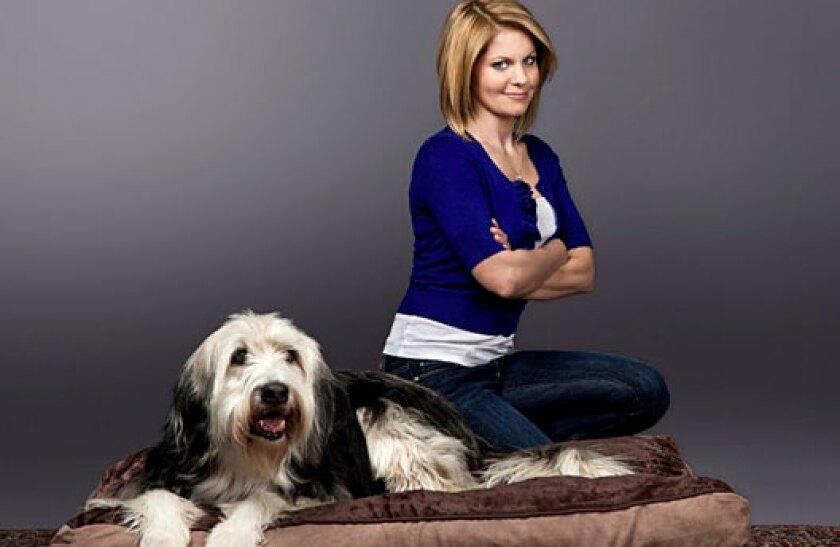 "Candace Cameron Bure stars in the Hallmark Channel original movie, ""Puppy Love"""