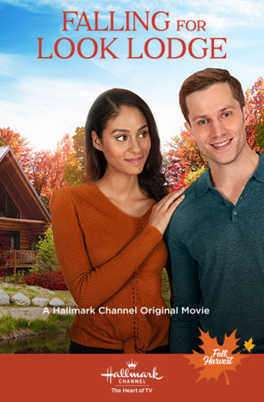Falling for Look Lodge - Best Fall Harvest Movies