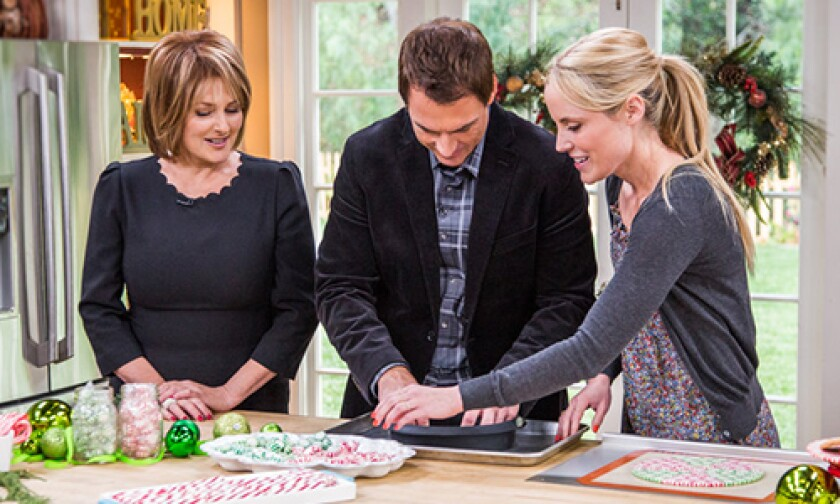 Today on Home & Family Tuesday, December 17th, 2013