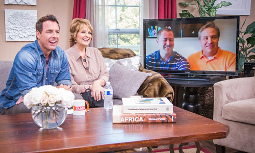 Today on Home & Family Thursday, August 29th, 2013