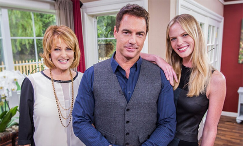 Today on Home & Family Monday, March 3rd, 2014