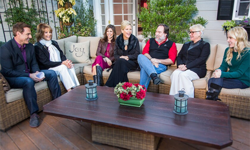 Today on Home & Family Tuesday, December 10th, 2013