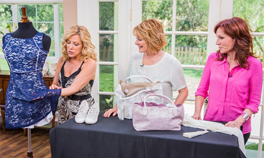Today on Home & Family Friday, May 16th, 2014