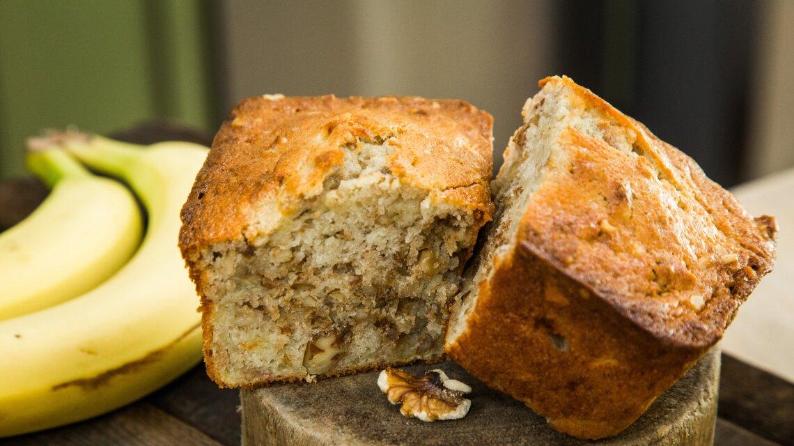Sage Steele's Banana Bread
