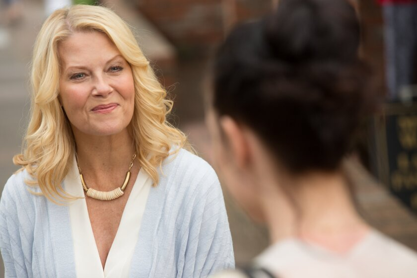 """Find out more about Barbara Niven's character, Megan O'Brien in the Hallmark Channel original series, """"Chesapeake Shores"""""""