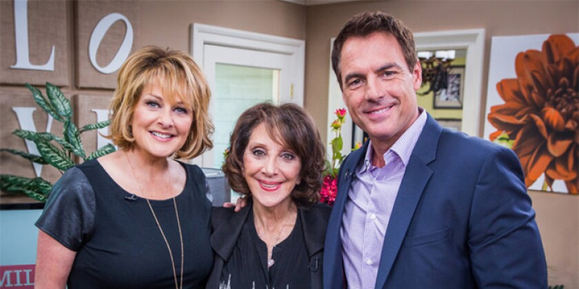 Today on Home & Family: Monday, October 27th, 2014