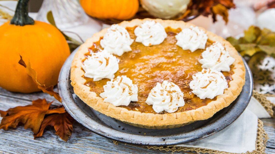 Buddy Valastro - Pumpkin Pie