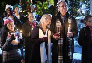 Preview + Sneak Peek - Christmas in Evergreen: Tidings of Joy