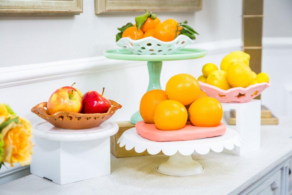 Fruit Bowls Two Ways