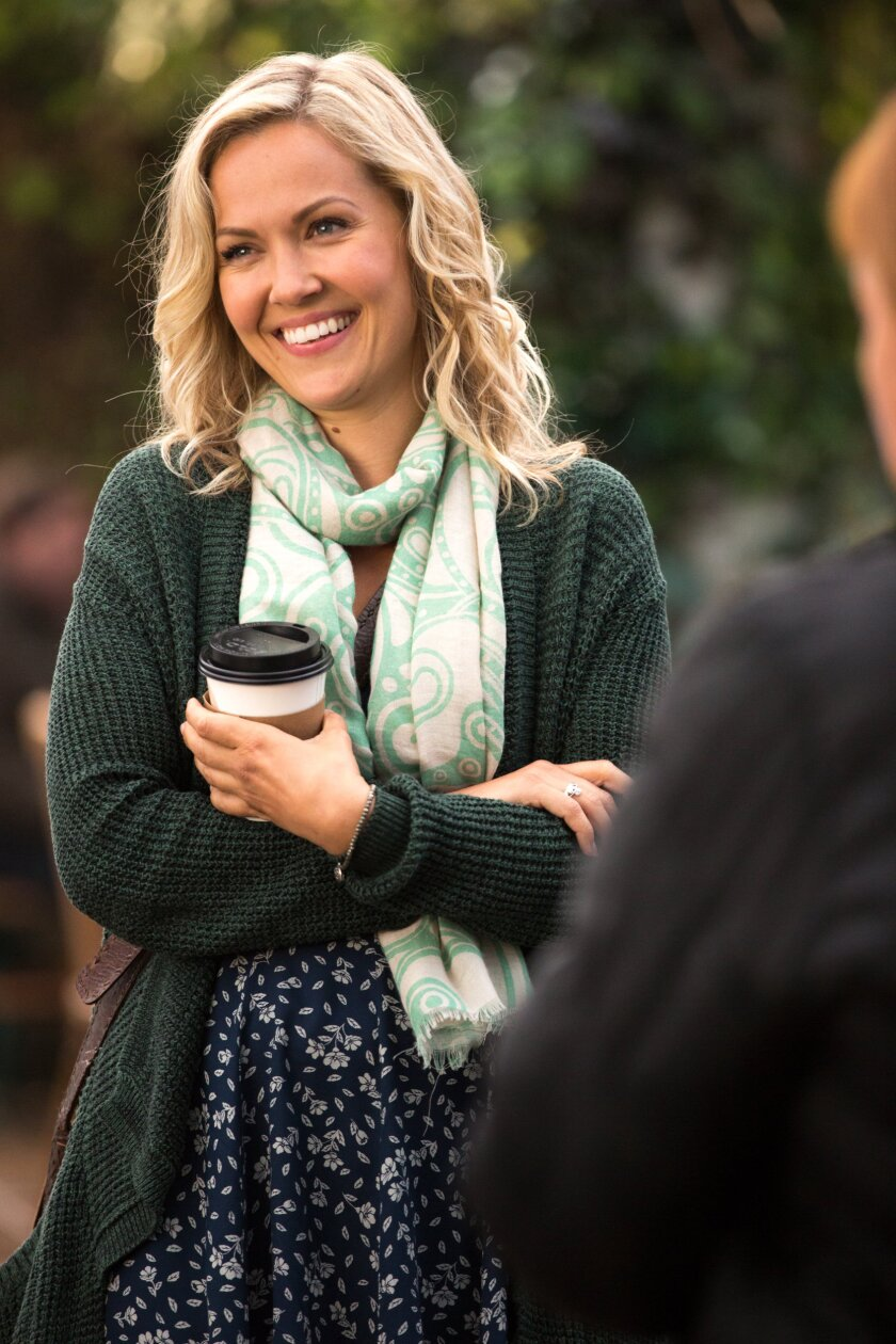 """Find out more about the character, Bree O'Brien in the Hallmark Channel original series, """"Chesapeake Shores"""""""