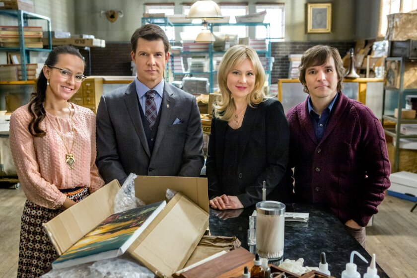 Signed, Sealed, Delivered - Episode 4