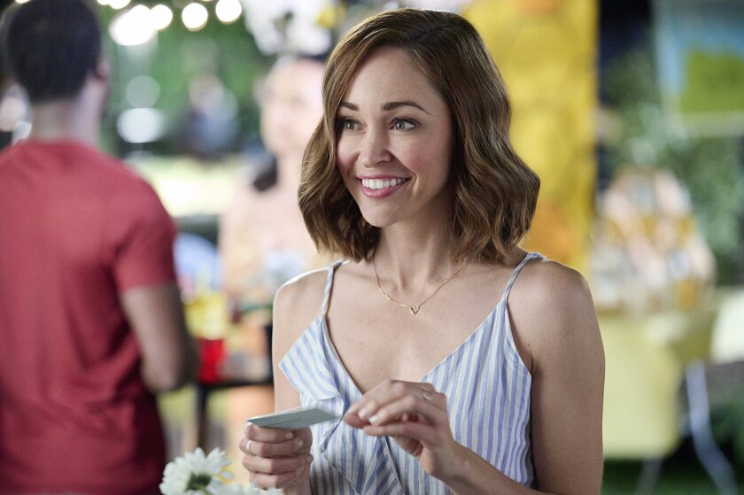 Autumn Reeser in The 27-Hour Day